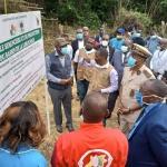 Visite du Minader à Mbembe-Kribi