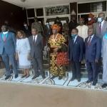Dr NWANA SAMA Bernard, the new Chairman of UNVDA- Bamenda